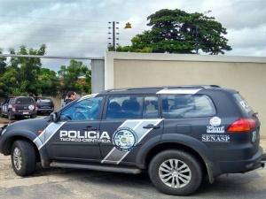 Polícia apreende carga de alimentos roubada avaliada em R$ 1 mi na Zona Leste de Teresina.