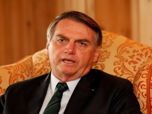 'É direito deles reclamar', diz Bolsonaro sobre reação palestina a escritório do Brasil em Jerusalém