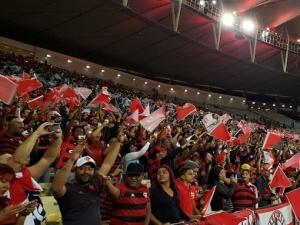 Na vitória contra o Corinthians, Flamengo tem lucro de quase R$ 2 milhões, recorde no ano.