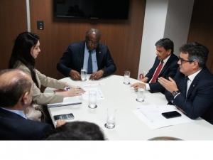 Governador busca prorrogação de convênios para a Uespi.