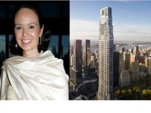 Dona da Camargo Corrêa compra apartamento no prédio com imóvel mais caro dos EUA.