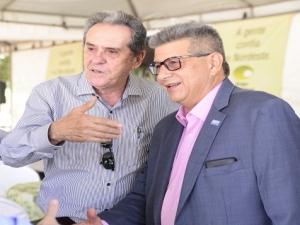 Presidente da FIEPI visita usina COMVAP na cidade de União.