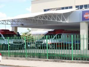 Hospital de Urgência de Teresina registra aumento de casos de agressão com arma branca.