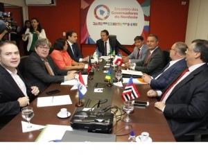 Alternativa para Previdência é apresentada no Encontro de Governadores do Nordeste.