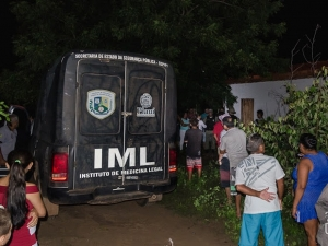 Suspeito de matar ex-esposa com 10 perfurações é preso em Cocal.