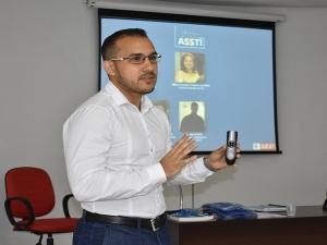 SESI recebe treinamento em Metodologia de Avaliação em Saúde e Segurança na Indústria.