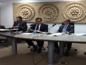 CCJ aprova PEC que extingue Cepro.