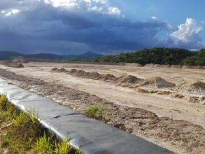Barragens com maior potencial de dano do país oferecem risco de contaminação química.