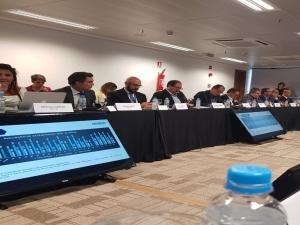 Reunião de Diretores e Superintendentes do SESI, SENAI e IEL.