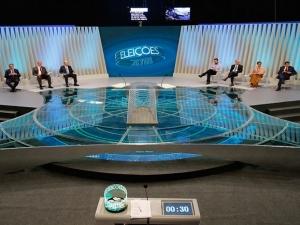 Saiba o que disseram os candidatos à Presidência após o debate da Globo.