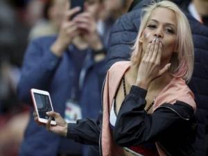 Em apenas três dias de Copa, musas roubam a cena nas arquibancadas da Rússia.