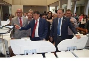 Novos equipamentos vão melhorar atendimento e processos administrativos no HGV.