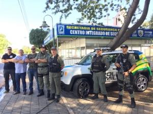 Polícia inicia operação 'Copa Saci' com centro integrado na Zona Sul.