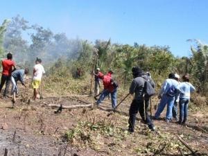 Incêndio mata criança de 2 anos na Zona Rural de Teresina.