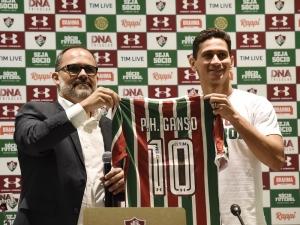 Com 21 contratações, Fluminense é um dos clubes da Série A que mais trouxe jogadores em 2019.