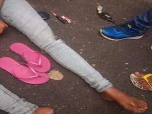 Adolescente é baleada após tentativa de assalto em ótica na Zona Sul de Teresina.