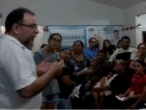 Médico revela falta de remédios em pronto socorro lotado de Parnaíba.