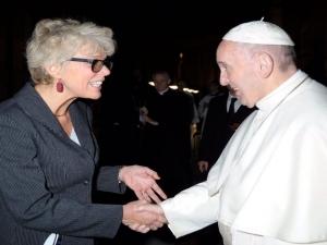 Brasileira Cristiane Murray é nomeada a nova vice-porta-voz do Papa Francisco.