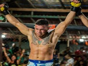 Lutador de MMA, Adriano Mamute é assassinado com tiro e facadas em Belém.