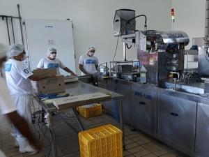 SENAI realiza consultoria em indústria de alimentos de Parnaíba.