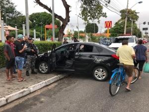 Suspeitos de assalto a rede de fast food em Teresina têm prisão preventiva decretada.