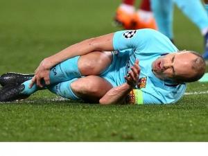Iniesta, sobre eliminação: ''Dói mais porque pode ter sido minha última Champions''